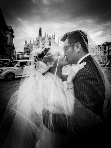 Milano elopement photographer